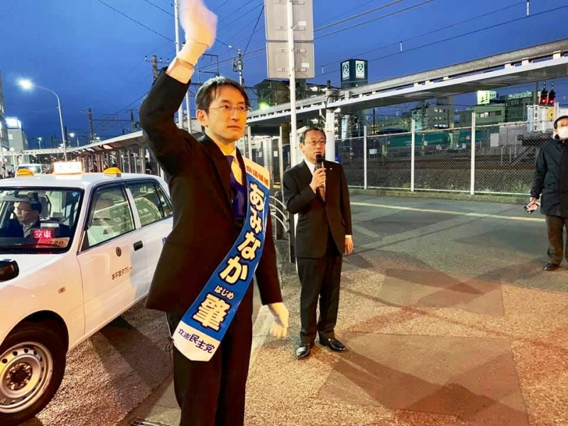 スタッフブログ【統一地方選挙始まる!】