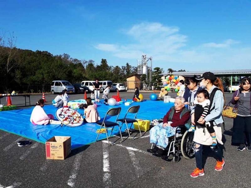 スタッフブログ【社会福祉法人昭和村文化祭】