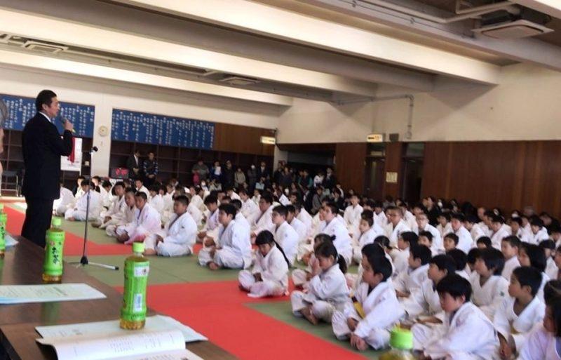 スタッフブログ【柏市民柔道大会】